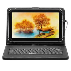 """iRULU eXpro X1 Plus 10.1"""" Quad Core Android 5.1 Lollipop Tablet PC, 1GB RAM, 16GB Nand Flash, 1024x600 Resolution, Bluetooth 4.0, Dual Camera,WiFi with keyboard. 10.1"""" multi-touch screen; GMS Tested & Certified(This black tablet comes with a black keyboard case). Quad Core Processor 1.3GHZ, with Google Android 5.1 Lollipop Operating System. Dual Cameras: Front 0.3 MP and Rear 2.0 MP; 1024 by 600 resolution. 16 GB capacity, extendable to 32 GB with Micro SD card. 5500mAh Battery, the..."""