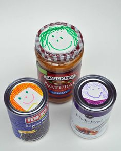 Imagine if all the cans at the food pantry came with smiles on them ... <3 this! #MomsFightHunger