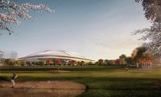 Gallery - Zaha Hadid Backs Down From Second Tokyo Olympic Stadium Bid - 1