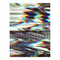 Art by Yoshi Sodeoka #maybeokayblog #japanese #artist #art #videoart #glitchart #glitch #distortion #crt #abstractart #rainbow #mesh #contemporaryart #contemporary #video #tv #monitor #screen