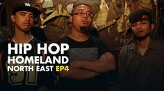 Jamming With Cryptographik Street Poets | Episode 4 | Hip Hop Homeland N...