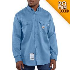 Wrangler FR 32 X 32 Prewash Denim Cotton Flame Resistant Jeans With Zipper Front Closure
