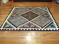 Kyrgyz Shyrdak « Products « Grobe Oriental Carpets and Ethnic Arts
