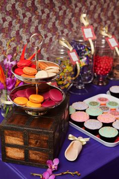 Bejeweled {Moroccan Tea Party}