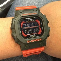 G-SHOCK King! G Shock Watches Mens, G Shock Men, Sport Watches, Cool Watches, Watches For Men, Men's Watches, Burberry Men, Gucci Men, Hermes Men