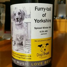 Good spicy notes. Nice. - Drinking a Furry-tail of Yorkshire by Revolutions Brewing Co