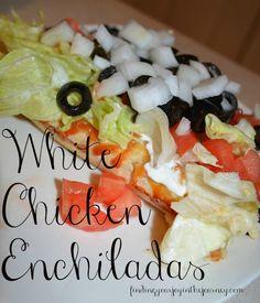 Chicken Enchiladas G