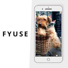 app fotos celular fyuse