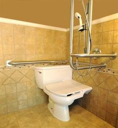 1000 images about senior bathroom on pinterest wheelchairs safety and roll in showers for Bathroom design ideas for elderly