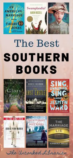 Are you looking for the best southern novels and southern books of all time? Find historical fiction, romance, books about southern culture, southern mysteries and thrillers, and southern authors and novels on this books set in the south book list. Book Club Books, Book Lists, The Book, Good Books, Books To Read, Reading Lists, Book Nerd, Literary Travel, Travel Books