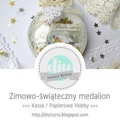 DIY - zrób to sam : GOŚCINNE WYSTĘPY / Kasia - Papierowe Hobby / Zimow... Decorative Plates, Diy, Home Decor, Bricolage, Interior Design, Handyman Projects, Home Interior Design, Do It Yourself, Fai Da Te