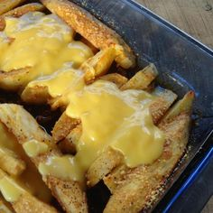 Made this recipe and thought Mmmm. This would be good with some cheese sauce. As I was rooting through my cabinet for some sides, I found a San of Campbell's cheese sauce. Perfect match.  The cheese made this dish.
