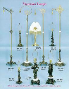 1920s Bent Bridge Floor Lamp W Jadeite Green Glass Art