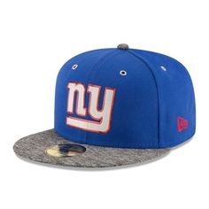 New York Giants New Era On Stage 59FIFTY Fitted Hat - Royal 7db888029