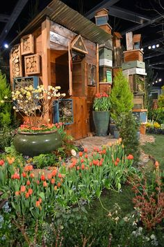the outlaw gardener fewer words wednesday the northwest flower and garden show - Northwest Flower And Garden Show