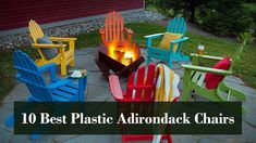 Adirondack chairs are one of the comfortable ways to enjoy lounging in your yard, on the patio or at the beach. And if you live in an area with harsh Cheap Bean Bag Chairs, Large Bean Bag Chairs, Best Recliner Chair, Swivel Glider Chair, Adirondack Rocking Chair, Adirondack Chairs For Sale, Funky Furniture, Wooden Furniture, Diy Home