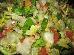 Fattoush (Bread Salad) Recipe