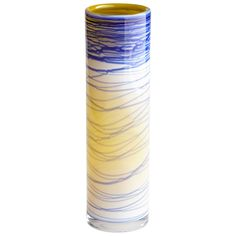 Electric Wave Vase - Small