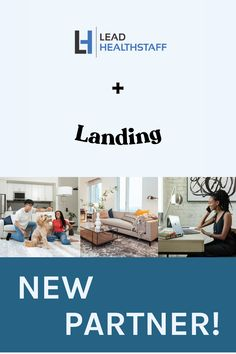 We've partnered with Landing! Nurses, you asked and we listened. After so many requests for housing during conversations with recruiters, we've partnered with a fully-furnished housing provider and rockstar company, Landing! Landing is available in 200+ cities, with no deposits, applications, or transfer fees, leaving nurses with little to worry about. Click the link to learn more and become a member of the best housing network available to travel nurses. Furnished Apartments For Rent, Simple App, Travel Nursing, New City, Nurses, Landing, Flexibility, Cities, Link