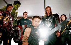 I got The Avengers! Is Your Squad More Like The Avengers Or The Justice League?