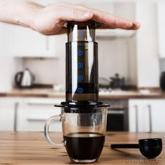 AeroPress - Super & Portable Coffee Maker