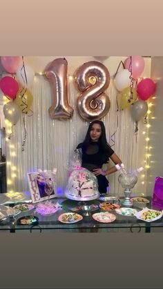 Birthday Party Decorations For Adults Women Simple Harry Potter 67 Ideas Birthday Goals, 18th Birthday Party, Girl Birthday, Birthday Greetings For Boyfriend, Birthday Party Decorations For Adults, Bachelorette Decorations, Birthday Pictures, Birthday Balloons, Instagram