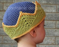 crochet hat crown crazy-crochet-hat-for-child-and-baby (E is a little too old for this but it's be so cute on a baby!)