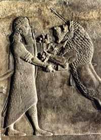 Der babylonisch-assyrische Gilgamesch