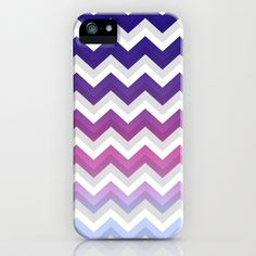 Chevrons VI iPhone & iPod Case - $35.00 #iphone #samsung #case #skin #chevron #mint