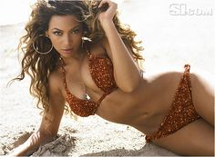Beyonce: Love her curves