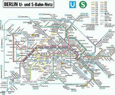 berlin subway...