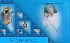 #madonna #trueblue #blue