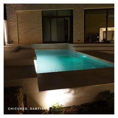 """Piscinas Con Diseño Chile on Instagram: """"Los proyectos también se contemplan de noche 🌙. . .#piscinadehormigon #piscinascondiseñochile #piscinascondiseño #santiago #chile…"""" Santiago Chile, Ideas Para, Instagram, Outdoor Decor, Home Decor, Swimming Pools, Night, Projects, Interior Design"""
