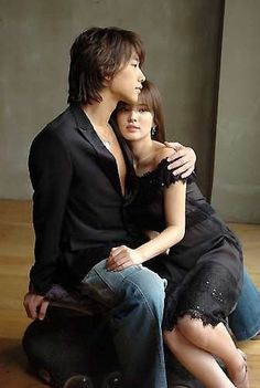 Rain & Song Hye Kyo - My favourite drama couple (Full House) :)