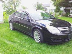 Make:  Saturn Model:  Aura Year:  2007 Body Style:  Sedan Exterior Color: Black Interior Color: Black Doors: Four Door Vehicle Condition: Excellent Price: $9,000 Mileage:116,000 mi Fuel: Gasoline Engine: 6 Cylinder Transmission: Automatic Drivetrain: All wheel drive  for more info: http://UnitedCarExchange.com/a1/2007-Saturn-Aura-922772070741