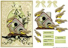 Home Sweet Home on Craftsuprint - Add To Basket!
