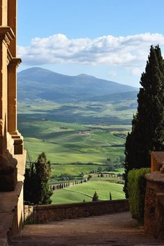 Pienza, Sienne, Toscane - Young Tutorial and Ideas Nature Aesthetic, Travel Aesthetic, The Places Youll Go, Places To See, Places To Travel, Travel Destinations, Travel Route, Air Travel, Beach Travel