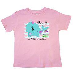Inktastic Little Girls' Whale 3rd Birthday Toddler T-Shirt 3T Pink inktastic http://www.amazon.com/dp/B00RPRMFGI/ref=cm_sw_r_pi_dp_BIBMwb1C7T9AX