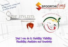 we are doing new projects like web services,event management,enterainments contact www.spoorthemg.com