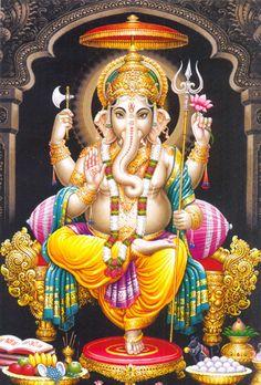 por Urdhvabhaga Das Ganesha, también pronunciado Ganesh o Sri Ganesh, conocido como Ganapati y Vinayaka, es un semidiós ampliamente adorado y reverenciado en el panteón Hindú. Su imagen se aprecia …