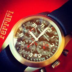"""""""Girard perregaux ferrari f1 048 limited edition for sale box"""