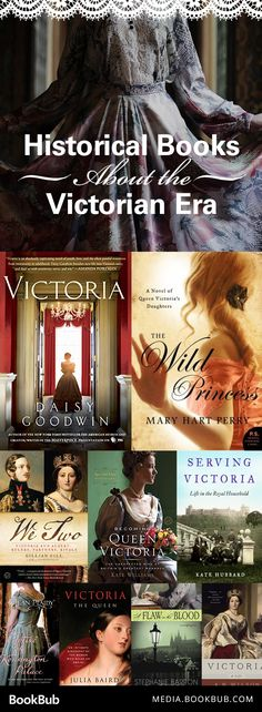 12 great historical books about the Victorian era, including a mix of historical fiction novels and historical nonfiction.
