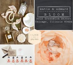 I Like What Grey Likes: Stamps and Sequins | Best Wedding Blog - Wedding Fashion & Inspiration | Grey Likes Weddings