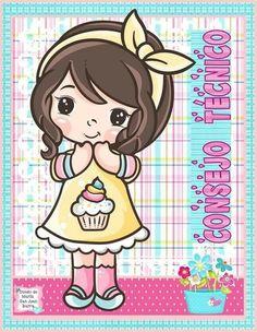 School Clipart, Precious Moments, Monster High, Chibi, Embellishments, Decoupage, Applique, Clip Art, Lol