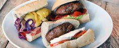 Gewoon wat een studentje 's avonds eet: Ultiem festivalvoer: De hamburgerbar!