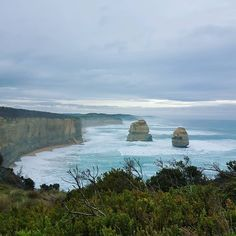 #melbourne #12apostles #australia #travelpics #travel #explore #worldtraveler #adventure #sydney #vacation by mychiqueworld http://ift.tt/1ijk11S
