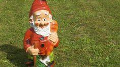 Ich bin´s, der Gartenzwerg ... Foto: imago