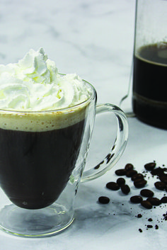 What's St. Patrick's Day with a little Irish coffee? Give this a try featuring Paddy's Old Irish Whiskey. Irish Coffee, Irish Whiskey, Cocktail Recipes, Cocktails, Old Irish, Tableware, Day, Craft Cocktails, Dinnerware