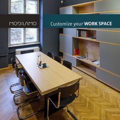 Büromöbel müssen nicht immer von der Stange sein. Mit den Designmöbel von MOBILAMO kannst du die perfekten Möbel für dein Büro designen. Und das maßgefertigt - genau für deine Anforderungen. Du bestimmst das Design, die Materialien und die Ausstattung - wir fertigen dein Wunschmöbel nach Maß für dich an und liefern es dir zu.   Vom Schreibtisch oder Besprechungstisch, über Regale bis hin zu Aktenschränken, bei uns gibt es viele Büromöbel die für deine Bedürfnisse angepasst werden können.