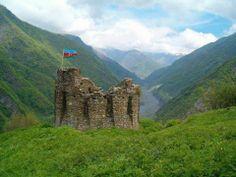 Azərbaycan, Qax rayonu